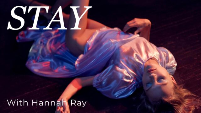 TRAILER – Fashion Model Hannah Ray Stars in Erotic Music Video Stay