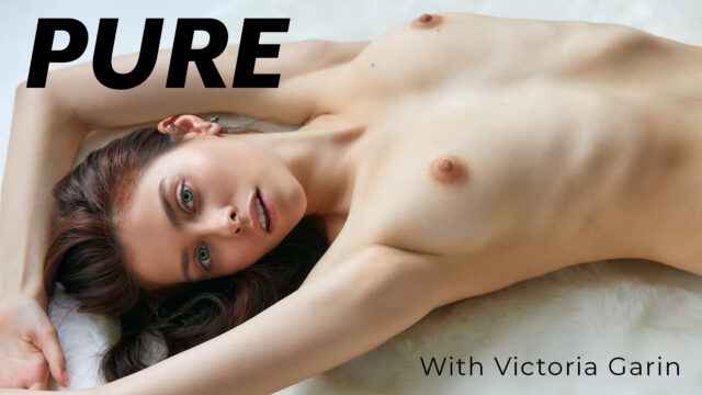 "TRAILER – Victoria Garin in first nude video ""Pure"""